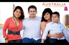 Family migration visa enables families to stay together in Australia.