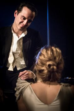 Andrew Scott Joanna Vanderham The Dazzle (FOUND111) - WhatsOnStage.com