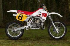 YAMAHA YZM 500 1987