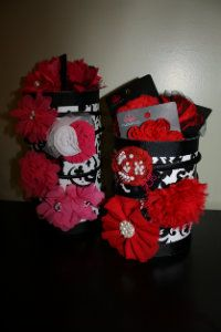 This is a great, easy, cheap way to display your Paparazzi Headbands!