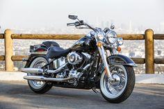 Harley Davidson Softail Deluxe FLSTN Bilder und technische Daten