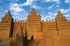 The architecture of Africa, particularly of sub-Saharan Africa. In North Africa, where Islam and Christianity had a significant influence, architecture predominates among the visual arts. Included here...