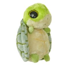 YooHoo and Friends Shelbee the 5 Inch Plush Turtle by Aurora at Stuffed Safari
