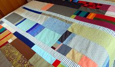 History Quilt No. 2 by helen richards quilts, via Flickr