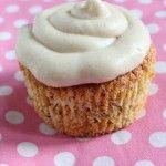 carrot hazelnut muffins