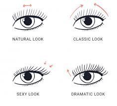 Resultado de imagem para eyelash extension style
