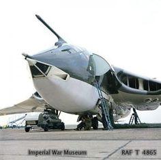 Victor B.2 aircraft (XL158), at RAF Wittering, Cambridgeshire undergoing pre-flight preparations