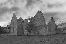 Tyneham is a ghost village in south Dorset, England, near Lulworth on the Isle of Purbeck. It remains a civil parish.