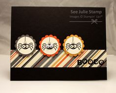 FMS13. Stampin' Up! Googly Ghouls