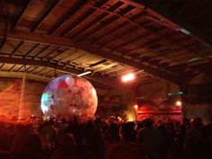 Lord Zorb in the house. (Photo by Ayana Johnson.)