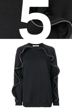 Embrace the dark side with Hervia Bazaar's sports luxe edit