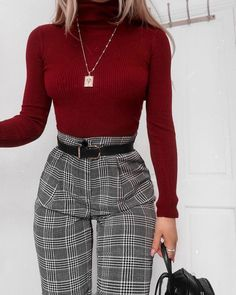 Girly outfits, outfits for teens, trendy outfits, school outfits, vintage o Business Casual Outfits, Professional Outfits, Winter Fashion Outfits, Mode Outfits, Girly Outfits, Cute Casual Outfits, Simple Outfits, Look Fashion, Pretty Outfits