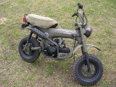 Honda CT70                                                                                                                                                                                 Más