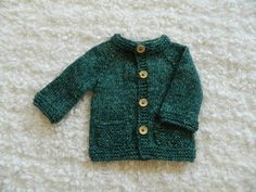 Natural Baby Boy Knit Green Sweater/ Cardigan by RodiAndSuzi, $40.00 Green Sweater, Sweater Cardigan, Baby Boy Knitting, Knit Baby Sweaters, Natural Baby, Trending Outfits, Boys, Vintage, Fashion