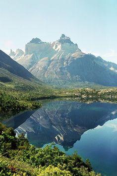 Lago - Torres del paine,Chile