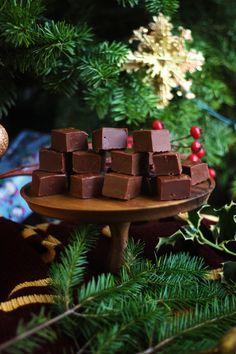 Mrs. Weasley's Chocolate Fudge