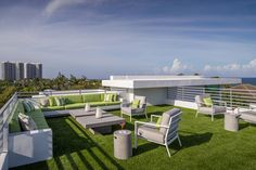 In places where living space is limited, the views and design opportunities offered by rooftops are turning them into the best rooms in the house.