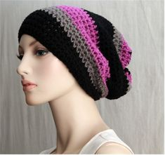 Check out this item in my Etsy shop https://www.etsy.com/listing/260076427/slouchy-hat-small-size-20-21-teens-hat