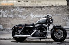 2011 Harley Davidson Forty-Eight