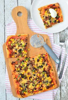 Mexican pizza - Mexi
