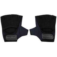 Para maior segurança e conforto durante seus treinos ou exercícios na academia, conte com a Luva Musculação Shura Hard Marinho. Construída em material resistente, ele oferece proteção para suas mãos. | Netshoes