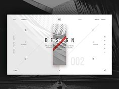 ARC design - home page