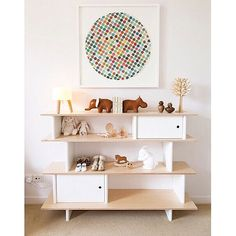 Oeuf NYC mini Library #Oeuf modern design beds kids rooms inspiration children's furniture decor home