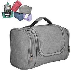 6dc93376c5 DALIX+Travel+Toiletry+Kit+Accessories+Bag+Organizer+Case+(