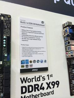 MSI Motherboard Prototype Also Shown Off at Computex 2014 - Equipped With Military Class IV Components and Interface Specs, Military, Military Man, Army