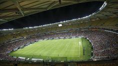 Arena Amazonia inaugurated in Manaus websbo.com