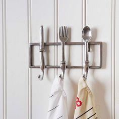 Küchenhaken für Deine Geschirrtücher. Jetzt online bestellen bei der Sylter WohnLust.