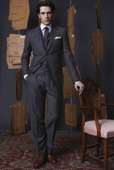 Richard Anderson - 13 Savile Row - F/W - 2012/2013