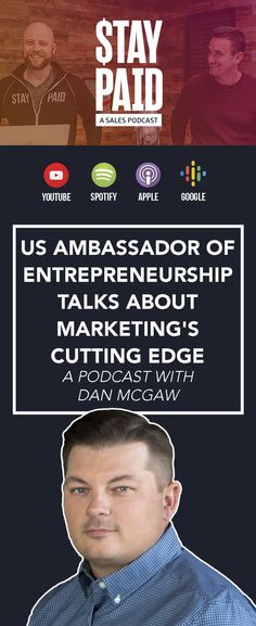Who should listen to this podcast: Entrepreneurs and small-business owners wanting expert advice and useful resources for maximizing the potential of their marketing, especially email and content marketing. small business owner - small business marketing ideas - small biz podcast Small Business Marketing, Content Marketing, Relationship Marketing, Spotify Apple, Business Professional, Entrepreneurship, Youtube, Inbound Marketing, Youtubers