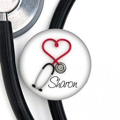 Good-Girl-Gone-Badge-Stethoscope-Tag-Red-Heart-Steth-Personalized-Name-Steth-ID-Tag-0