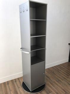 Best Ikea Kajak Rotating Swivel Cabinet Wardrobe Has Mirror 400 x 300