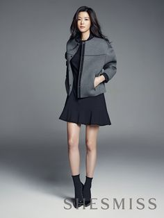 Jeon Ji Hyun Prepares For Fall In Latest SHESMISS Pictorial | Couch Kimchi