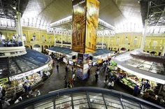 Mercado Público  - Centro Porto Alegre RS