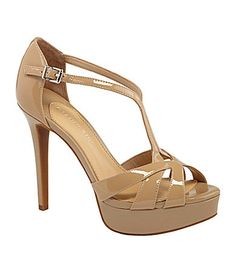 0e1f5d37c9f9 Gianni Bini Melissa Platform T-Strap Sandals - Sander