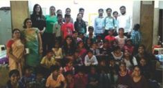 15 students of 2nd Year along with Dr Charan Kumari, Ms Rita, Mr Sandeep, Dept of CSE visited Shakuntalam Shiksha Kendra (School for underprivileged kids). The main objective of this visit was to encourage students and contribute to the needs of the society. The students got an opportunity to interact with the school kids who responded very enthusiastically. The kids were highly talented, full of energy and exhibited their many skills. #TheNorthCapUniversity #StudentActivities #CSEDept
