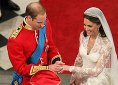 The 30 Sweetest Pictures From Will and Kate's Wedding