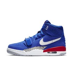 purchase cheap 9b2b1 0f397 Air Jordan Legacy 312 Men s Shoe Size 9 (Bright Blue)