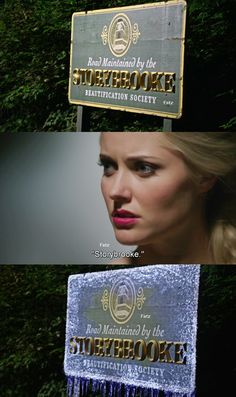 "Elsa in Storybrooke - 4 * 1 ""The Tale of two Sisters"" #OnceUponATime #OnceisFrozen"