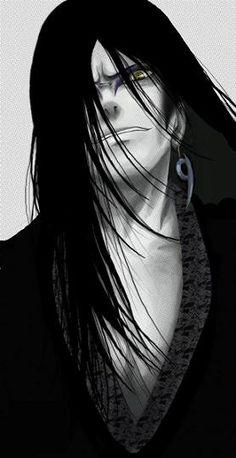 #Orochimaru. #Naruto #Manga #Anime