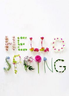 93 Spring Quotes You're Going To Love Immediately Don't hate winter because If we had no winter the spring would not be so pleasant. So happy welcome spring Flower Words, Flower Quotes, Flower Art, First Day Of Spring, Spring Time, Happy Spring Day, Spring Is Here, Art Floral, Belle Image Nature