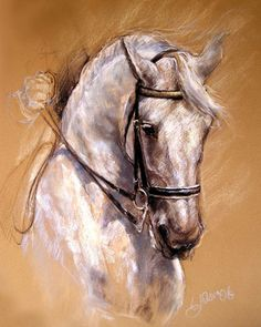 Linda Johnson, Equine Art Collection, Scotland | Gallery Page 1