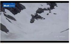 Sinh vật lạ giống Bigfoot di chuyển lên đỉnh núi ở Canada