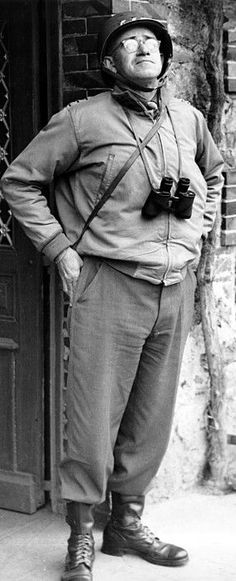 General Omar N. Bradley, 1944