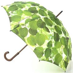 Ella Doran Kensington Umbrella - Sunlight Through Leaves