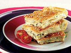 Kremalı Ve Üç Peynirli Börek Tarifi - Lezzet