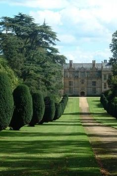Montacute, Somerset. Montacute is a masterpiece of Elizabethan Renaissance architecture and design. With its towering walls of glass, glow of ham stone, and its surrounding gardens it is a place of beauty and wonder. #CountrysideHomes